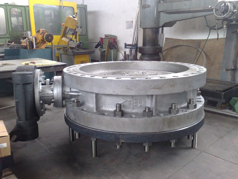 BUTTERFLY VALVE 54 inches