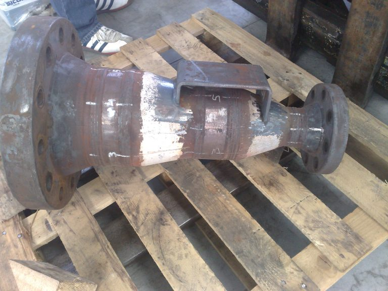 Carbon Steel SPECIAL PREFABRICATED REDUCER CE MARKED