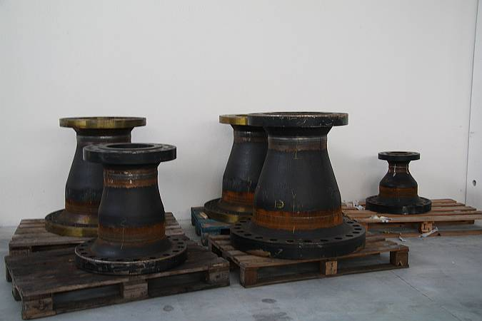 Carbon Steel SPECIAL PREFABRICATED REDUCERS