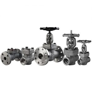 Forged Steel Valves 300x300
