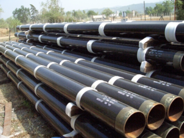 PIPES COATED WITH PROTEGOL 32-55 - 1,5 mm. thk. - 1