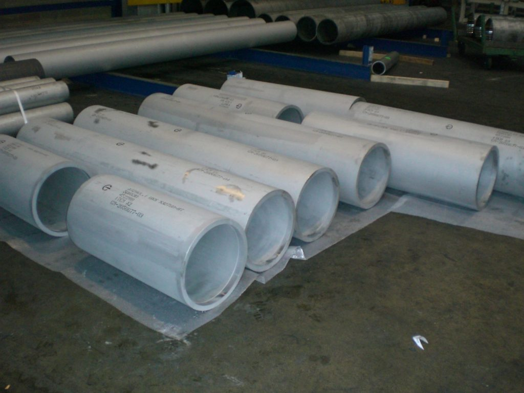 WELDED TUBES OD 20inches x30 mm.thick SUPERDUPLEX 32760 e1568978414102